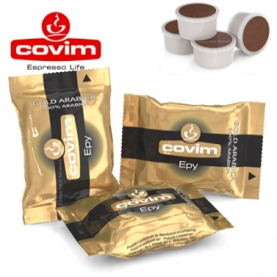 100 Capsule Espresso Point Covim Gold Arabica