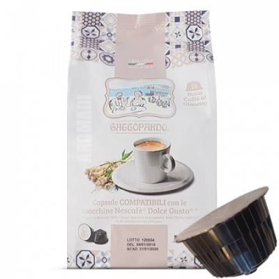 Ginseng - 16 Dolce Gusto