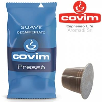 Suave Dek - 50 Nespresso Covim