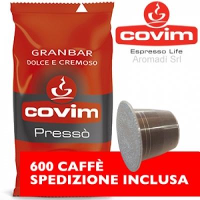 Granbar - 600 Nespresso Covim