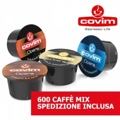 600 a scelta - Lavazza Blue Covim