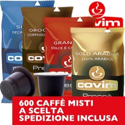 A Scelta - 600 Nespresso Covim