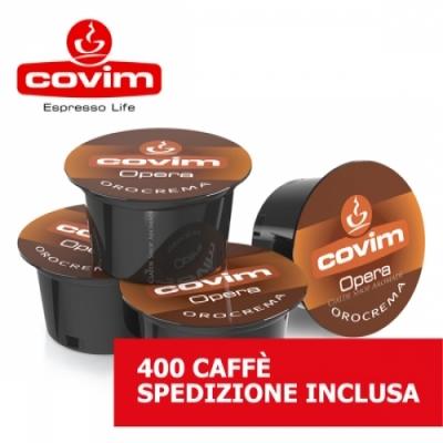 Orocrema - 400 Lavazza Blue Covim