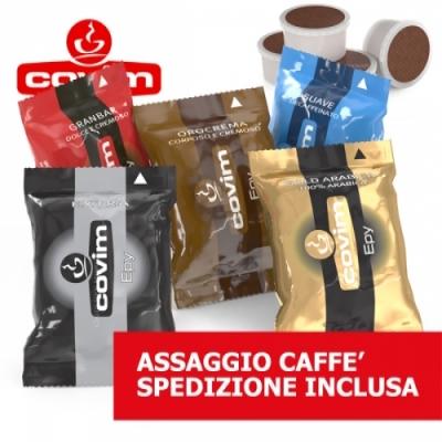 Assaggio Capsule Espresso Point Covim